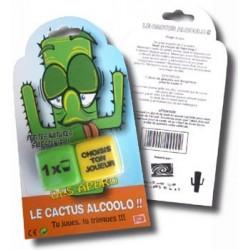 Le cactus alcoolo - jeu apéro