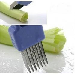 Couteau de cuisine Scallion pour légumes